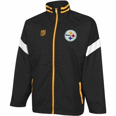 Pittsburgh Steelers YOUTH Goal Post Lightweight Full Zip Jacket