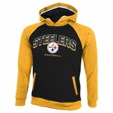 Pittsburgh Steelers YOUTH NFL 2013 Active Pullover Hooded Sweatshirt
