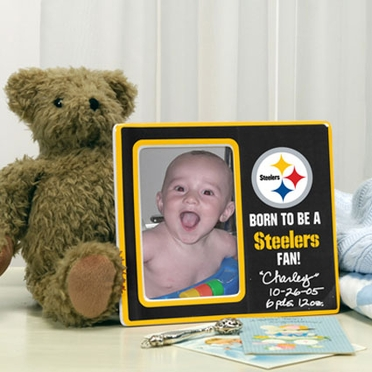 Pittsburgh Steelers Youth Picture Frame