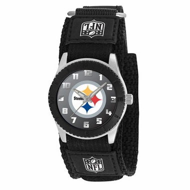 Pittsburgh Steelers Youth Rookie Watch (Black)