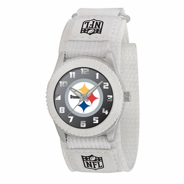 Pittsburgh Steelers Youth Rookie Watch (White)