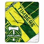 Portland Timbers Bedding & Bath
