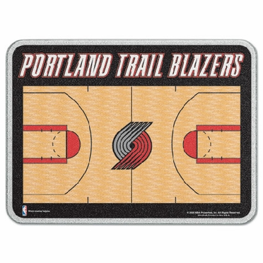 Portland Trailblazers 11 x 15 Glass Cutting Board