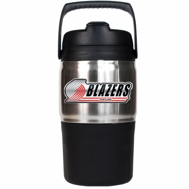 Portland Trailblazers 48oz Travel Jug