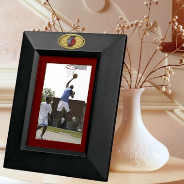 Portland Trailblazers BLACK Portrait Picture Frame
