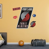 Portland Trailblazers Wall Decorations