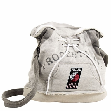 Portland Trailblazers Property of Hoody Duffle
