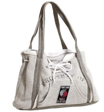 Portland Trailblazers Property of Hoody Purse