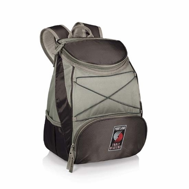 Portland Trailblazers PTX Backpack Cooler (Black)