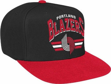 Portland Trailblazers Stadium Throwback Snapback Hat