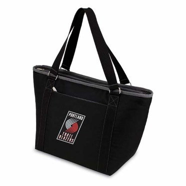 Portland Trailblazers Topanga Cooler Bag (Black)