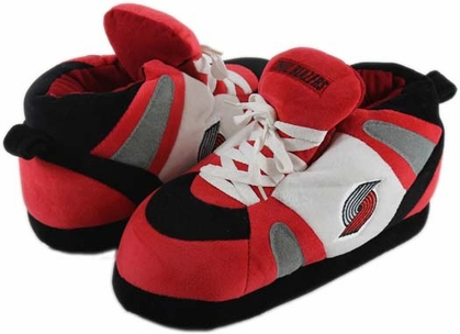 Portland Trailblazers UNISEX High-Top Slippers