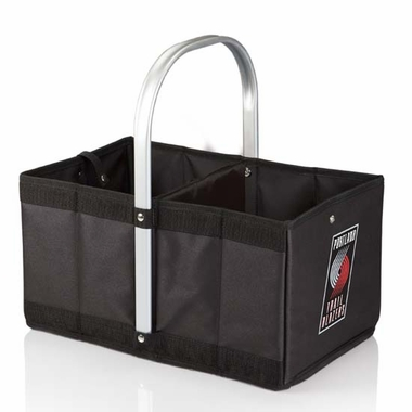 Portland Trailblazers Urban Picnic Basket (Black)