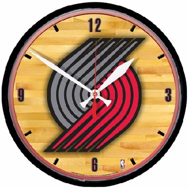 Portland Trailblazers Wall Clock