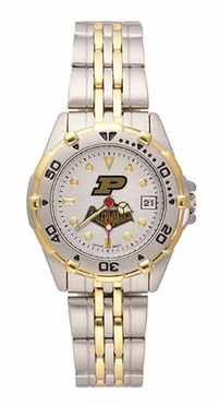 Purdue All Star Womens (Steel Band) Watch