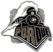 Purdue Boilermakers Hitch Cover Class 3