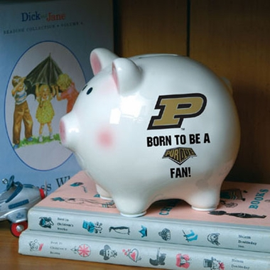 Purdue (Born to Be) Piggy Bank
