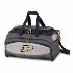 Purdue Buccaneer Tailgating Embroidered Cooler (Black)