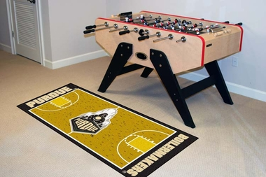 Purdue Court Runner Rug