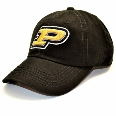 Purdue Crew Adjustable Hat