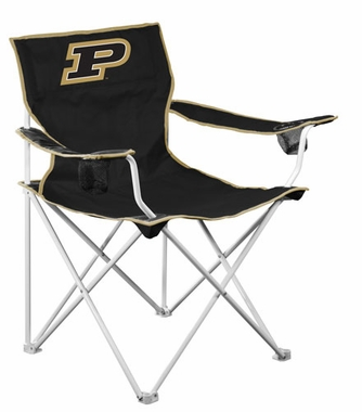 Purdue Deluxe Adult Folding Logo Chair