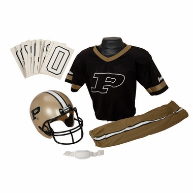 Purdue Deluxe Youth Uniform Set