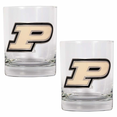 Purdue Double Rocks Set