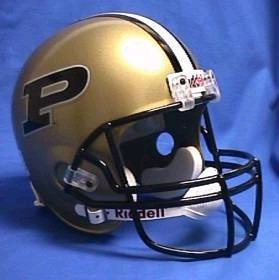 Purdue Full Sized Replica Helmet