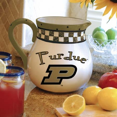 Purdue Gameday Ceramic Pitcher