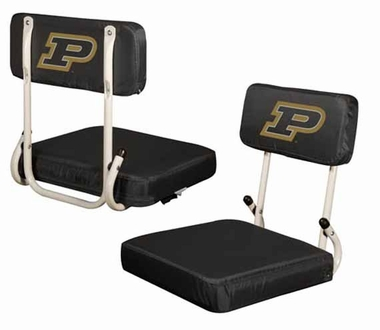 Purdue Hard Back Stadium Seat