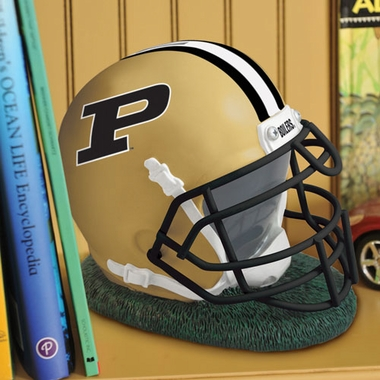 Purdue Helmet Shaped Bank