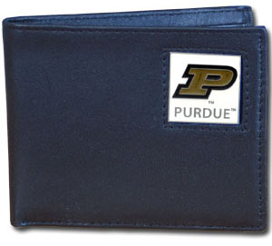 Purdue Leather Bifold Wallet (F)