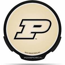 Purdue Boilermakers Light Up Paower Decal