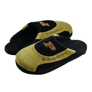 Purdue Low Pro Scuff Slippers - Small