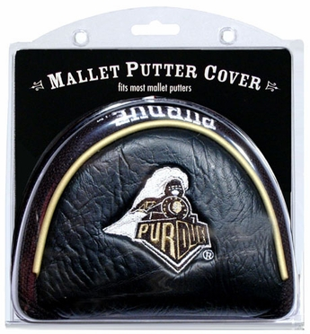 Purdue Mallet Putter Cover