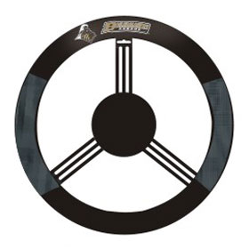 Purdue Boilermakers Steering Wheel Cover - Mesh