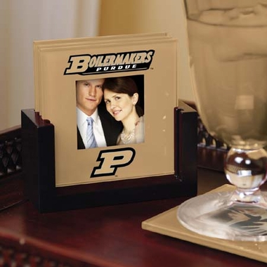 Purdue Photo Coaster Set