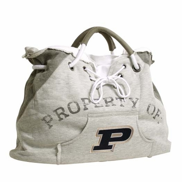 Purdue Property of Hoody Tote