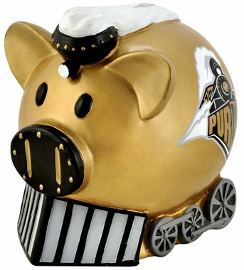 Purdue Boilermakers Piggy Bank - Thematic Small