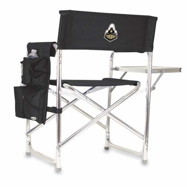 Purdue Sports Chair (Black)