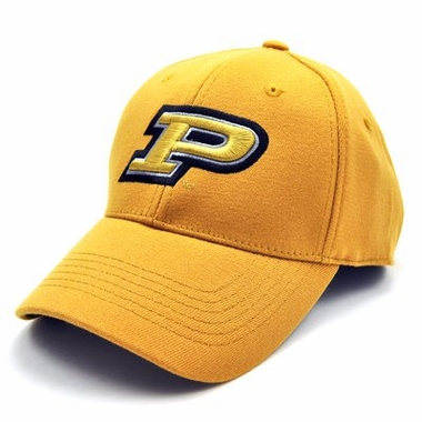 Purdue Team Color Premium FlexFit Hat