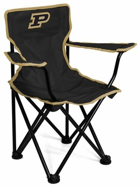 Purdue Toddler Folding Logo Chair