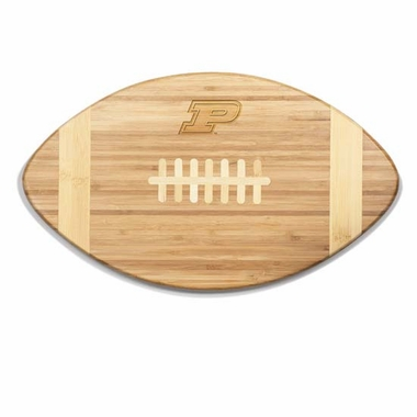 Purdue Touchdown Cutting Board