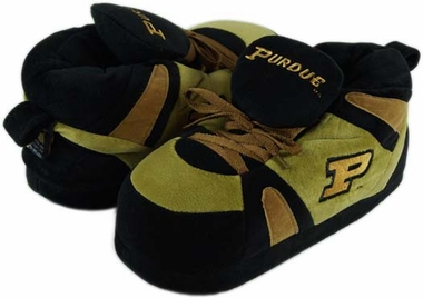 Purdue UNISEX High-Top Slippers