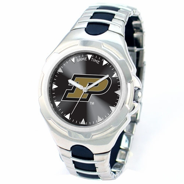 Purdue Victory Mens Watch