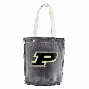 Purdue Vintage Shopper (Black)