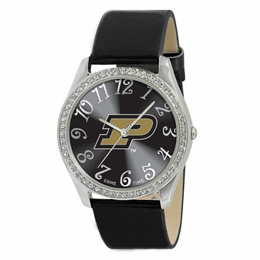 Purdue Women's Glitz Watch