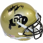 University of Colorado Autographed