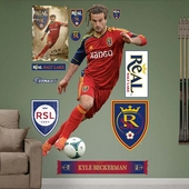 Real Salt Lake Wall Decorations