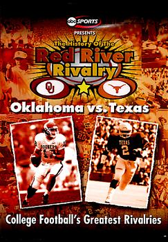 Red River Rivalvry: Texas vs Oklahoma DVD